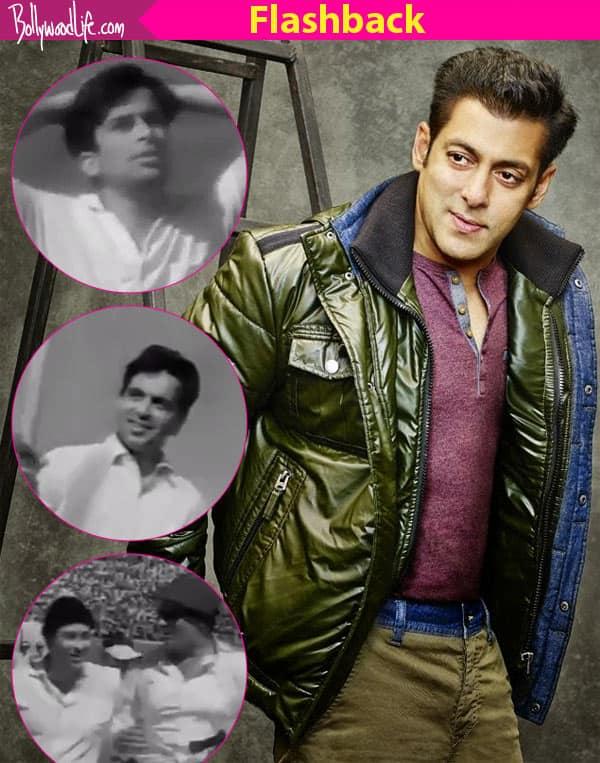 Salman Khan shares a rare video of Dilip Kumar, Raj Kapoor, Shashi Kapoor playing cricket – watch video