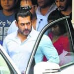Salman Khan in Jodhpur for the final verdict of the Arms Act case
