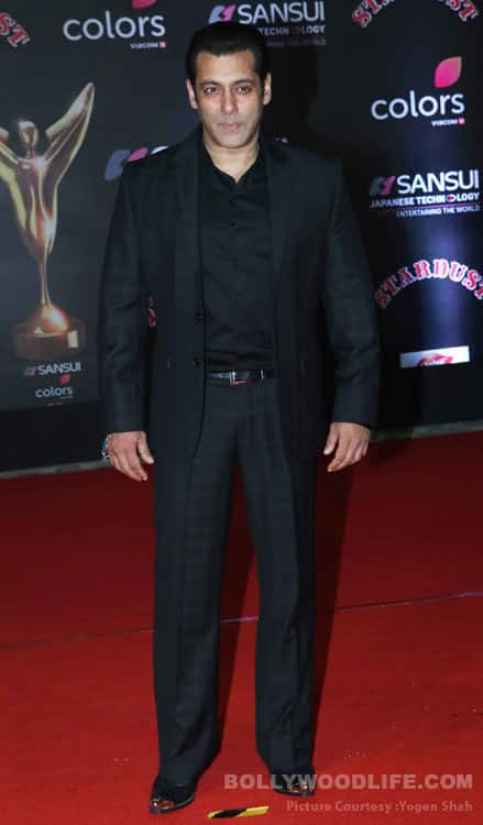 Salman Khan stardust awards