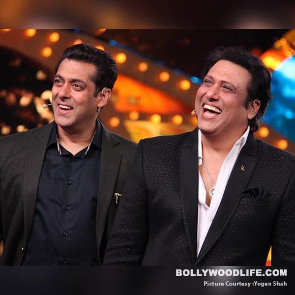 Salman Khan and Govinda's reunion on Bigg Boss 10 will make you desperate for Partner 2 – view HQ pics