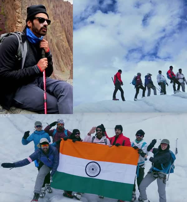 Salute Siachen: Arjun Rampal, Rannvijay Singha, Arunoday Singh go on an insane mission to pay tribute to the Indian Army – watch video