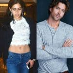 Sara Ali Khan dropped out from Hrithik Roshan's film?
