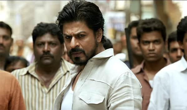 Shah Rukh Khan wearing Kohl