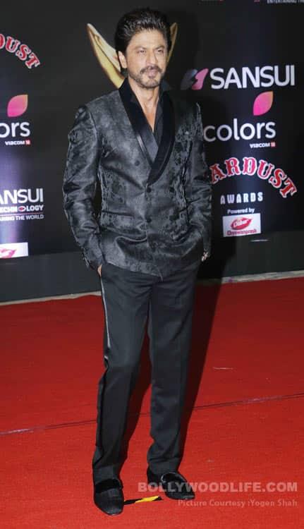 Shah Rukh Khanstardust awards