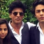 Shah Rukh confesses, he is more comfortable in Suhana's company than Aryan's