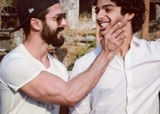 Shahid Kapoor: I don't think Ishaan could've asked for a better debut