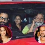 Did Shahid Kapoor host a private screening of Rangoon without Kangana Ranaut and Saif Ali Khan?