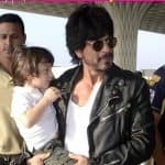 AbRam Khan gives dad Shah Rukh Khan a lesson on demonetisation