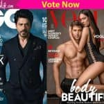 Shah Rukh Khan's brooding avatar on GQ mag or Hrithik Roshan – Lisa Haydon's sexed up Vogue cover? Pick your favourite
