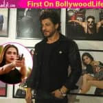 Here's what Shah Rukh Khan said about Deepika Padukone's xXx: Return of Xander Cage at the Dabboo Ratnani calendar 2017 launch