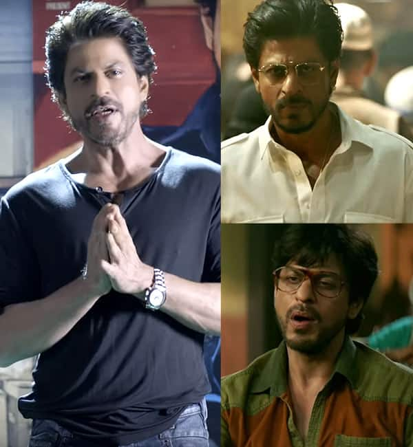 Shah Rukh Khan gives us a sneak peek at Miyaan Bhai's character in the latest Raees promo – watch video