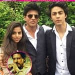 Shah Rukh Khan's kids Aryan and Suhana watched Raees and here's what they thought - watch video!