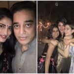 Shruti Haasan's birthday bash was memorable thanks to her family and friends - view HQ pics