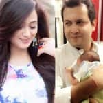 Shweta Tiwari shares an adorable snap of newborn son, Reyansh with Abhinav Kohli
