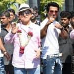 मुंबई पहुंचे जैकी चैन, सलमान खान और कपिल शर्मा से मिलने की तैयारी... देखें तस्वीरें