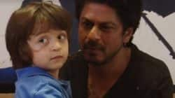 Shah Rukh Khan and AbRam's this CUTE AF conversation will make you miss your childhood – watch video