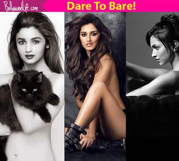 Disha, Deepika, Alia – meet the actresses who went TOPLESS for Dabboo Ratnani's calendar