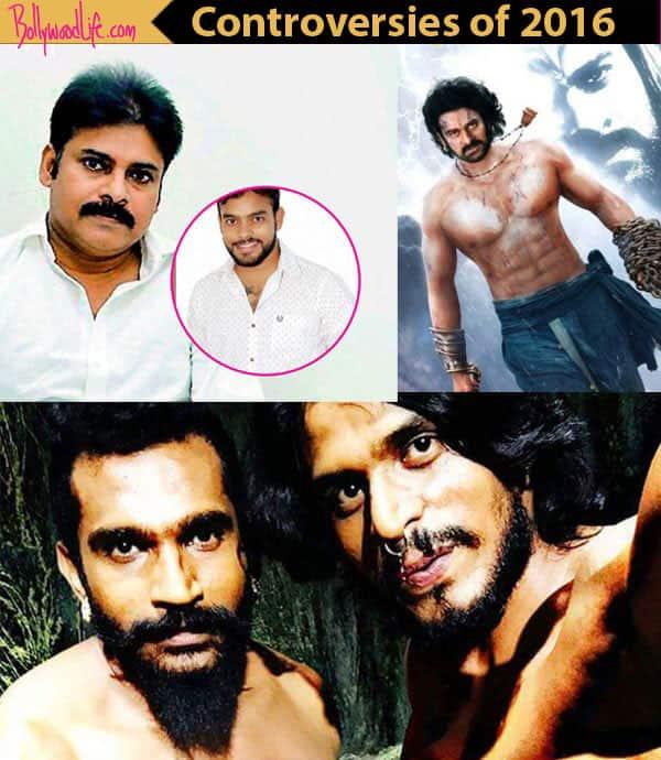 Baahubali 2 Leak, Pawan Kalyan fan murder, Kannada actors' death – Here are the top 7 controversies of 2016