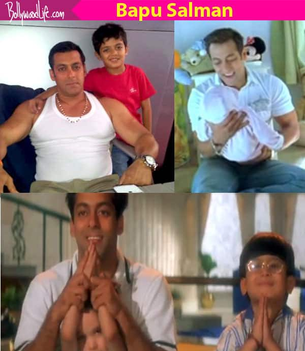 5 movies where Salman Khan played a father and how they fared at the box office