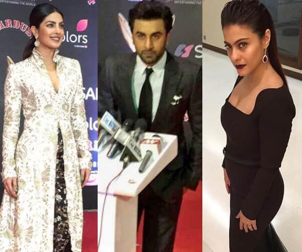 Stardust Awards 2016: Ranbir Kapoor, Priyanka Chopra, Kajol up the style game – view pics