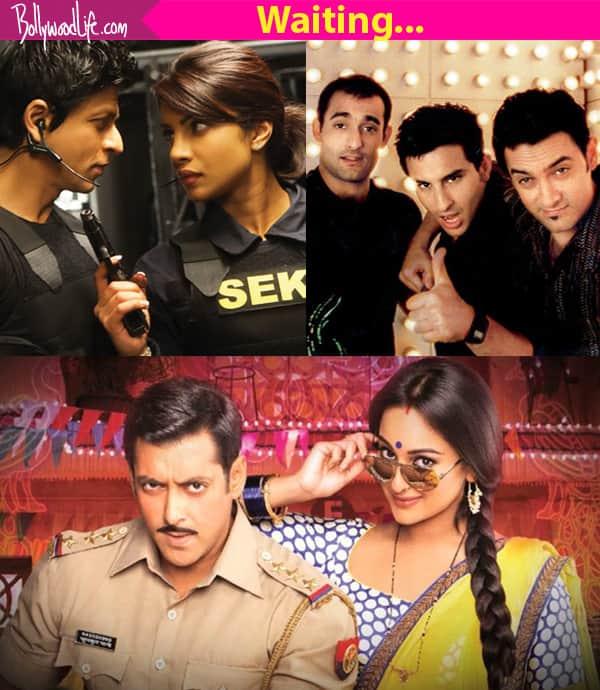 Salman Khan's Dabanng 3, Aamir Khan's Dil Chahta Hai 2, Shah Rukh Khan's Don 3 –  5 Bollywood sequels we are eagerly waiting for