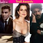 7 times Shah Rukh Khan, Akshay Kumar, Kangana Ranaut dissed the credibility of Bollywood award shows