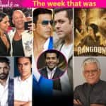 Om Puri's death, Salman Khan - Akshay Kumar's new film - meet the top 5 newsmakers of the week