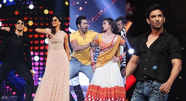 Umang 2017: Sushant's tribute to Salman, Alia-Varun's Badrinath Ki Duhania act and Sidharth-Katrina's Kala Chashma enthralled the audience – watch videos