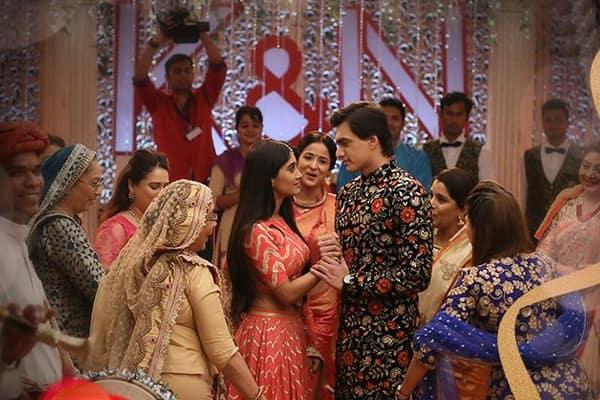 wedding of kartik and naira will be shot in bikaner in yeh rishta kya kehlata hain