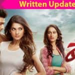 Beyhadh 19 January 2017, Written Update of Full Episode: Maya offers a job in her firm to Saanjh