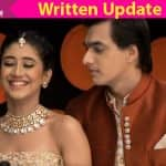 Yeh Rishta Kya Kehlata Hai 17 February 2017, Written Update of Full Episode: Naira cheers up her dad on Valentine's Day