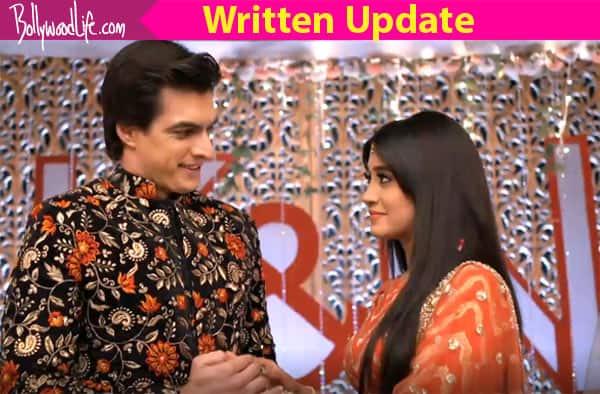 Yeh Rishta Kya Kehlata Hai: Naira and Kartik get engaged and Kirti's husband Aditya makes an entry