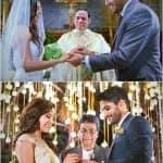 Samantha-Naga Chaitanya get engaged like they did in Ye Maaya Chesave, seven years ago - view pic