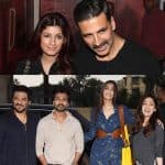 Akshay Kumar, Twinkle Khanna, Sonam Kapoor, Anil Kapoor were all smiles at Kaabil's special screening - view HQ pics