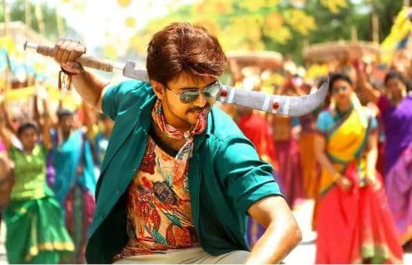 Piracy strikes Vijay's Bairavaa as it gets leaked online