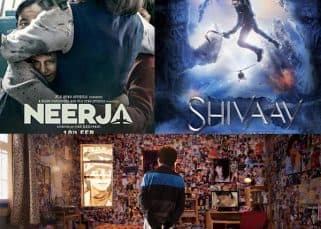 Shah Rukh Khan's FAN, Ajay Devgn's Shivaay, Sonam Kapoor's Neerja - Vote for the best movie poster of 2016