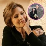 You will be surprised to know that Carrie Fisher's ashes were stored in this unusual urn - view pics