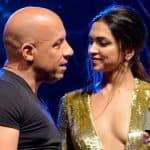 This viral video of Deepika Padukone and Vin Diesel's PDA will fuel more fire to rumours of their alleged romance - watch video