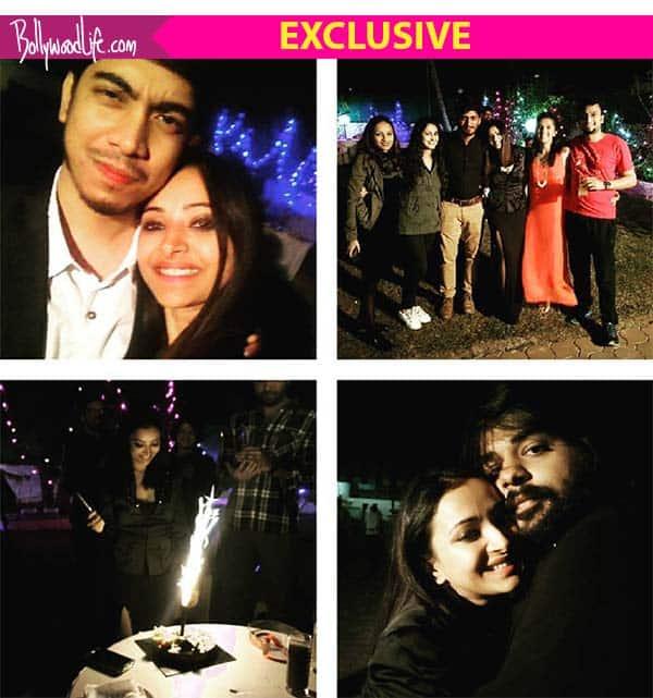 Shweta Basu Prasad's boyfriend Rohit Mittal made her birthday extra special – view pics!