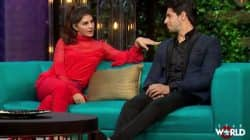We wonder what Alia Bhatt has to say about Jacqueline Fernandez wanting to give Sidharth Malhotra babies? Watch video