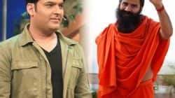 Baba Ramdev suggest Kapil Sharma to don't marry with any actress or model