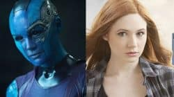 For Karen Gillan, Guardians of the Galaxy Vol 2 is better than the first movie