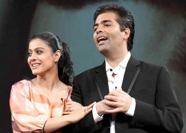 Kajol to FIGHT it out with Karan Johar on the small screen?