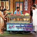 Kapil Sharma arranges live pani-puri stall for real life Dangal sisters on The Kapil Sharma Show