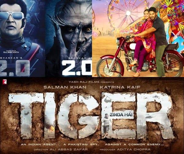 Akshay Kumar's Jolly LLB 2, Rajinikanth's 2.0, Salman Khan's Tiger Zinda Hai – 10 hotly anticipated sequels of 2017