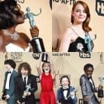 SAG Awards 2017: Denzel Washington, Emma Stone, Viola Davis, the cast of Stranger Things bag top honours