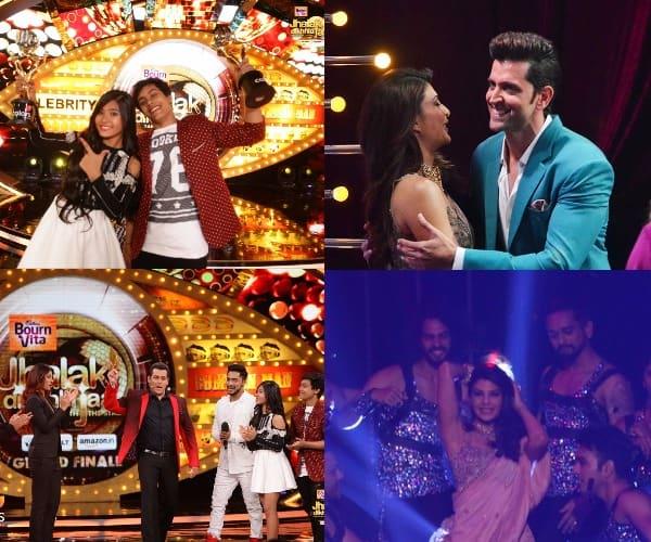 Jhalak Dikhhla Jaa 9 finale: Teriya Magar wins, Hrithik Roshan is super impressed and Salman Khan makes a special cameo