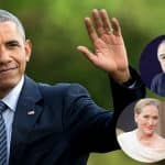 Robert De Niro, Meryl Streep,Tom Hanks - Hollywood bids farewell to US President Barack Obama during a close-knit bash at the White House