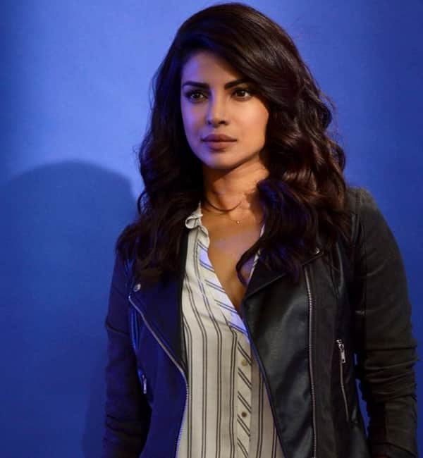 Priyanka Chopra is back on the sets of Quantico after her accident