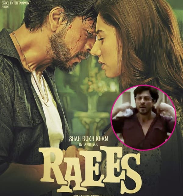 This scene from Shah Rukh Khan's Raees is going viral – watch video